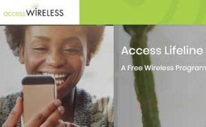 Access Wireless Lifeline Free Government Smartphones, Cell Phones